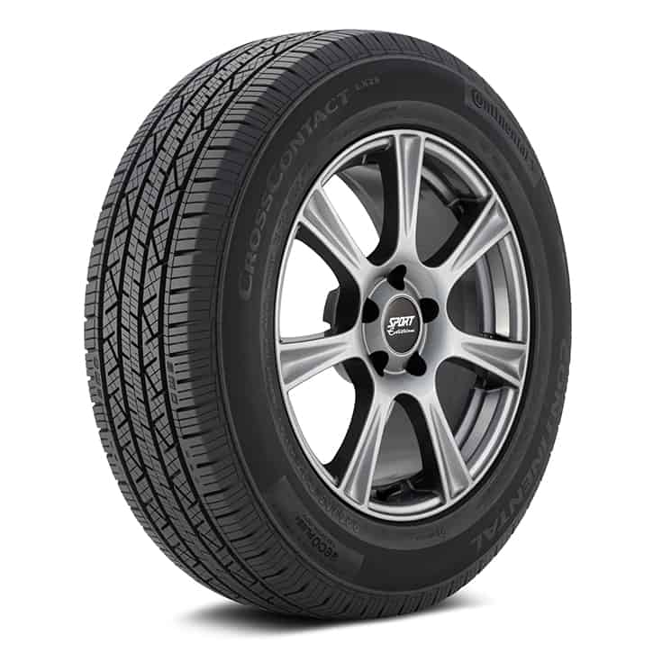 CROSSCONTACT LX25 - SIZE: 225/65R17