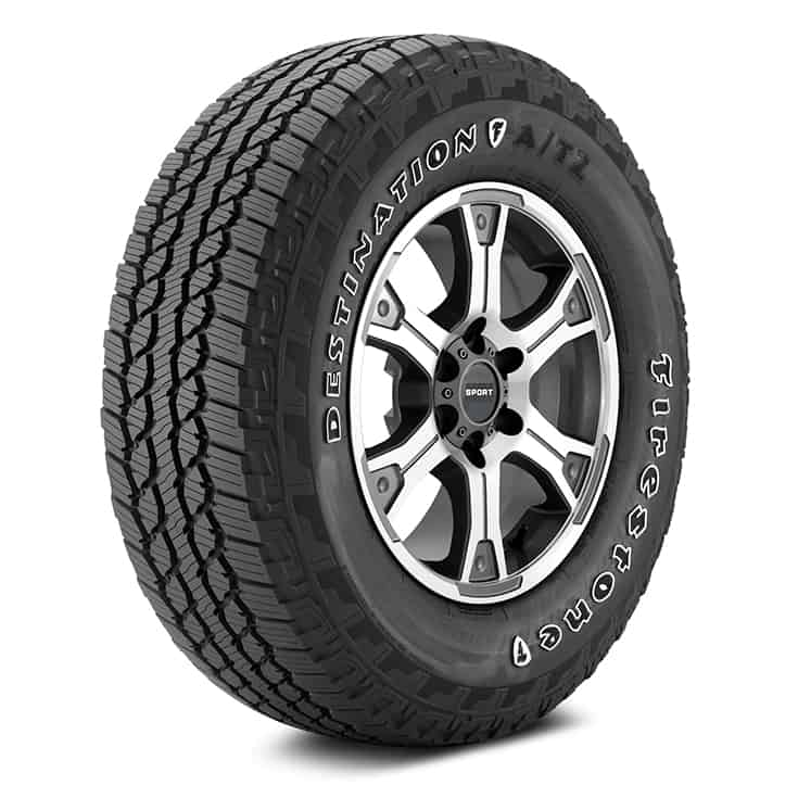 Firestone Destination A/T2 Tires