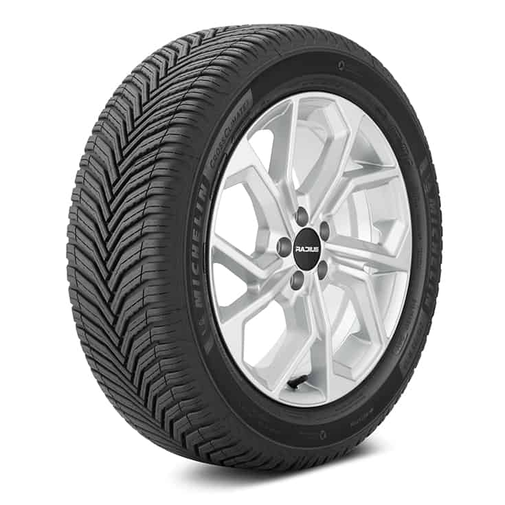Michelin Crossclimate2 Tires