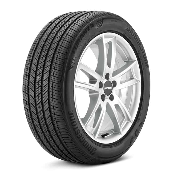 Bridgestone Turanza Quiettrack Tires