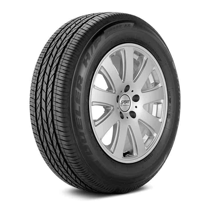 DUELER H/P SPORT AS - SIZE: 225/65R17