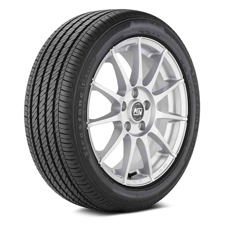 Firestone FT140 Tires