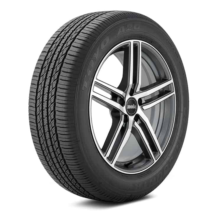 OPEN COUNTRY A20 - SIZE: 225/65R17