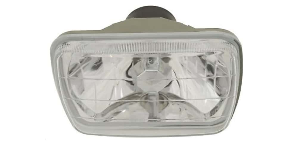 Anzo Halogen Headlight with Bulbs