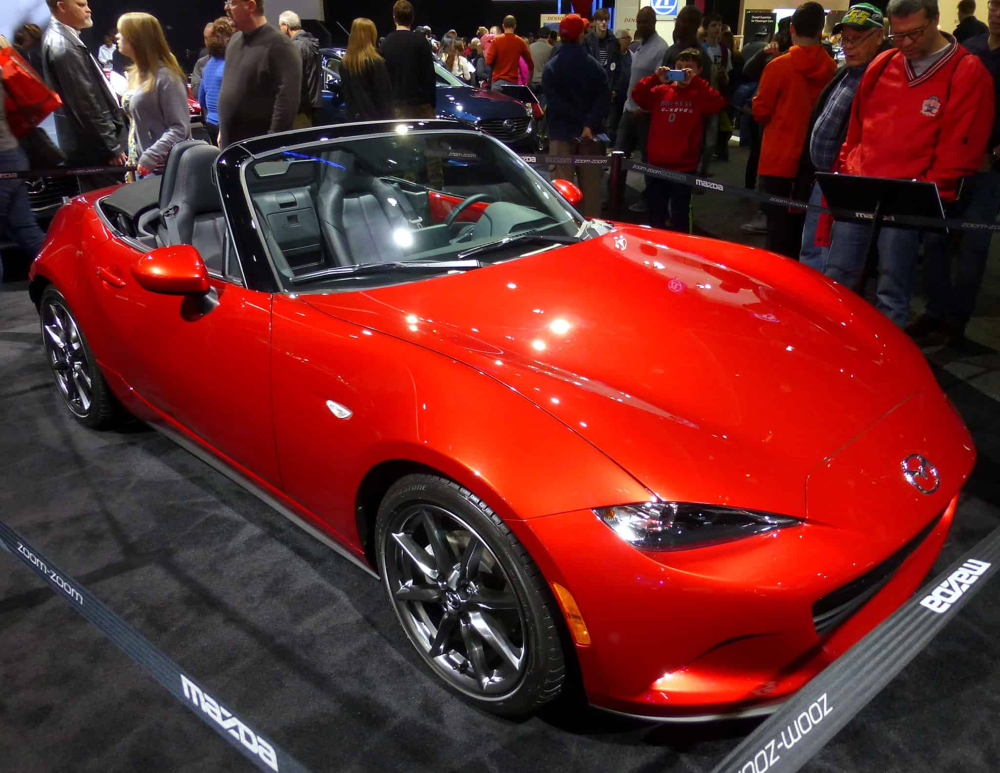 2016 mazda mx 5 miata is in a class by itself horsepower online. Black Bedroom Furniture Sets. Home Design Ideas