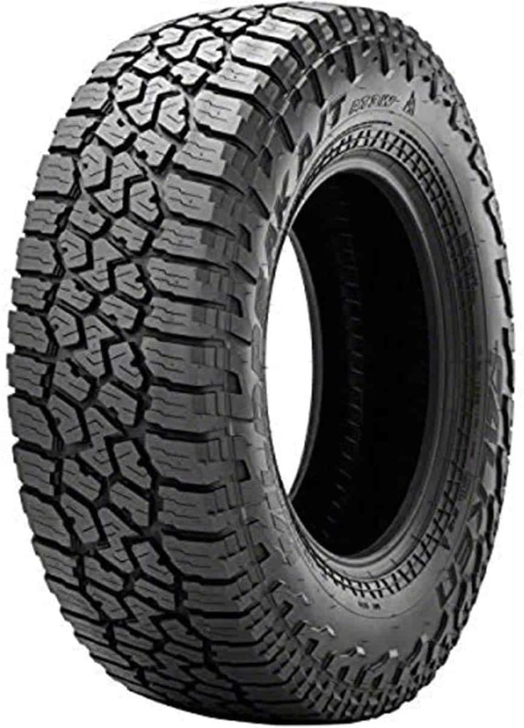 Falken Wildpeak AT3W All Terrain Radial Tire - 255/70R18 113T
