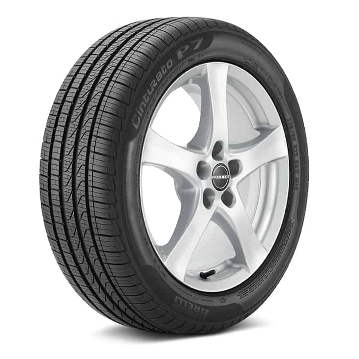 Pirelli Cinturato P7 All Season Plus II Tires