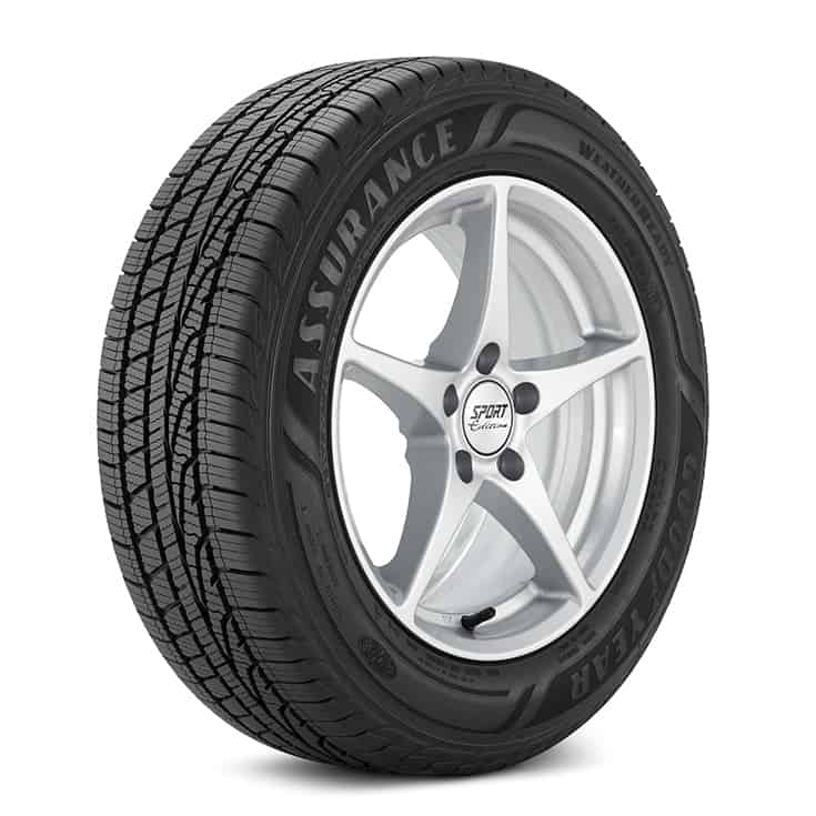 Goodyear Assurance Weatherready Tires
