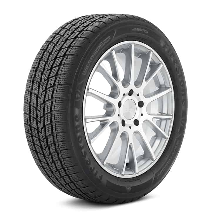 Firestone Weathergrip Tires