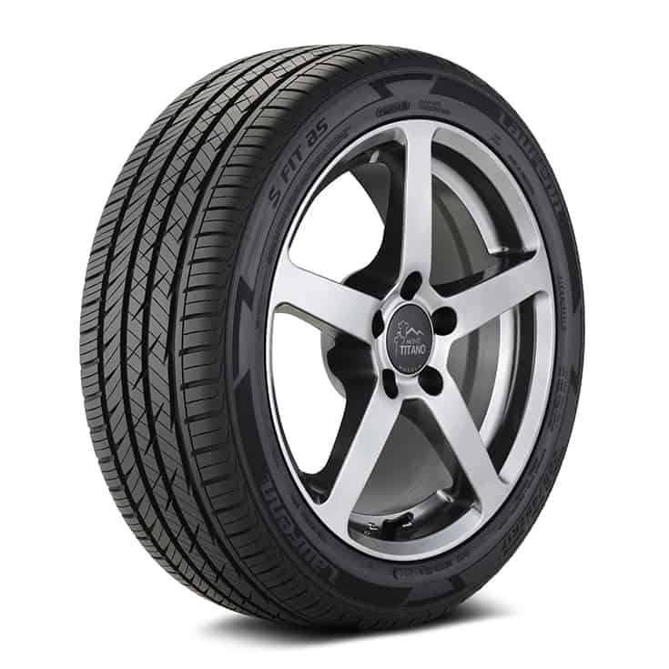 Laufenn S Fit AS Tires