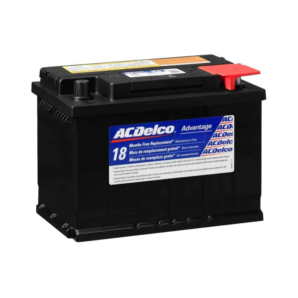 ACDelco Advantage Battery 48S Group Size 48 680 CCA