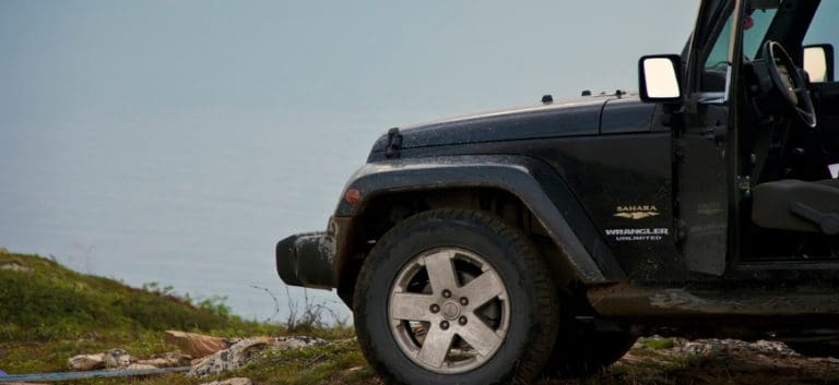 Crop image of Jeep Wrangler