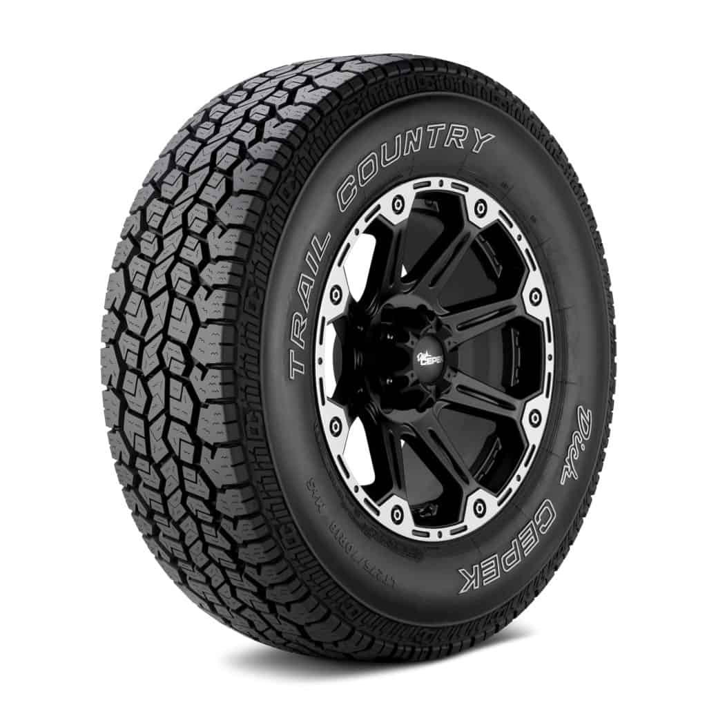 TRAIL COUNTRY - SIZE: 265/60R18