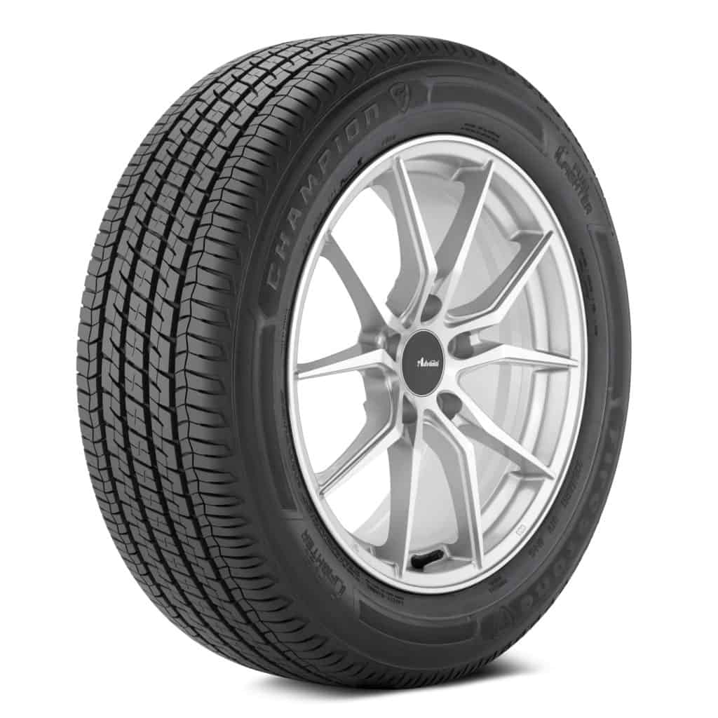 Firestone CHAMPION FUEL FIGHTER (H- OR V-SPEED RATED) - SIZE: 175/65R15