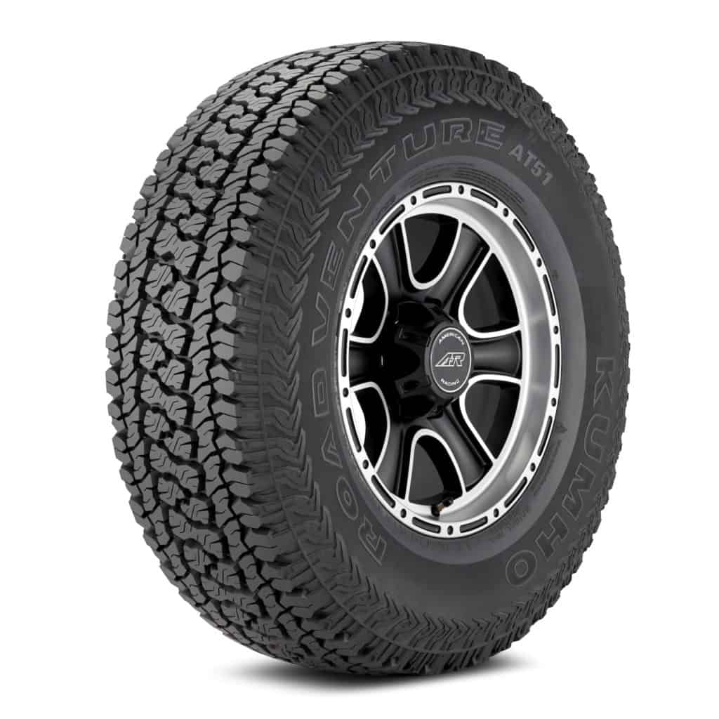 ROAD VENTURE AT51 - SIZE: LT265/70R17
