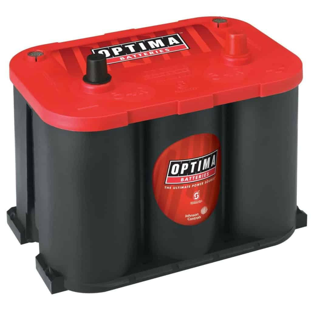 Optima Battery 34R Group Size 34R 800 CCA