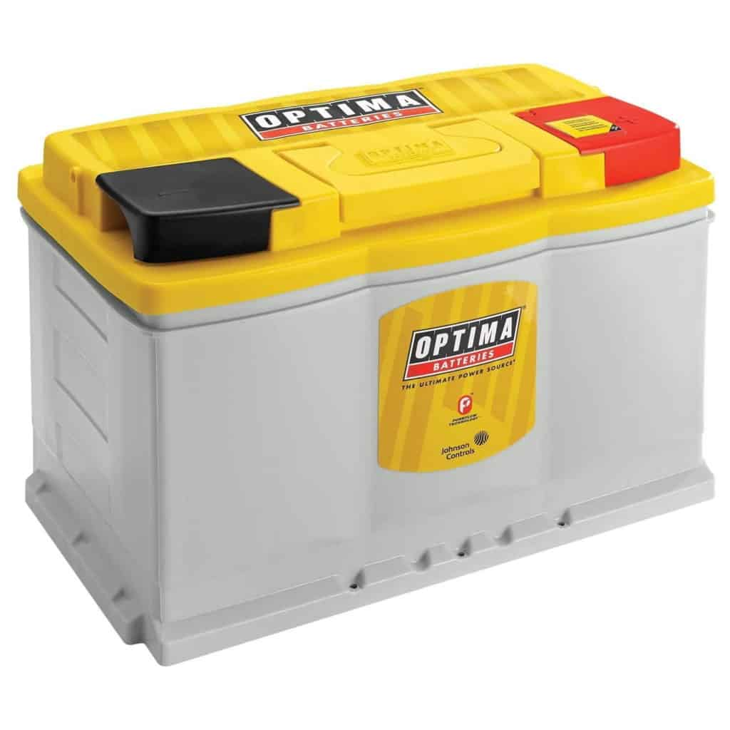 Optima Battery DH6 Group Size H6/LN3 800 CCA