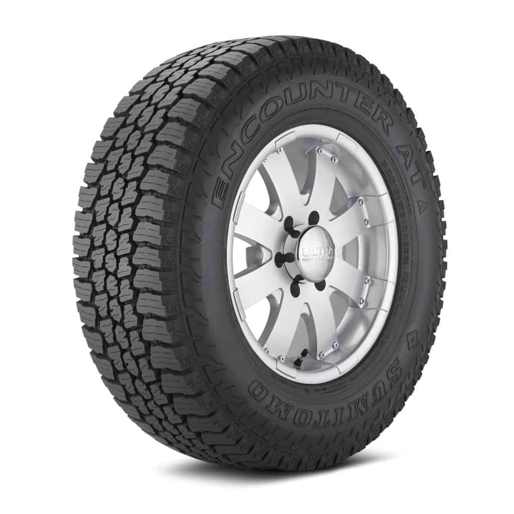ENCOUNTER AT - SIZE: LT265/70R17